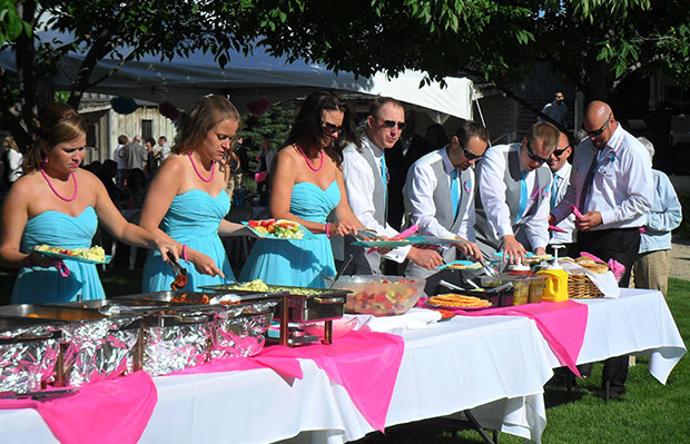 Wedding Catering Boise