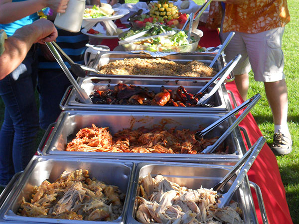 Buffet Catering Boise
